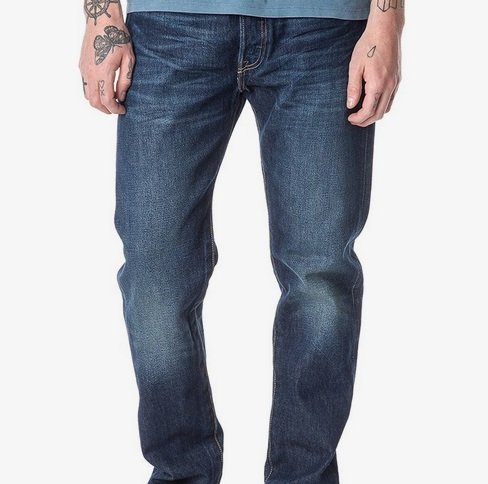Denim Time: Hosen & Jacken von Levi`s, Replay & G-Star im Sale, z.B. Tapered 55€