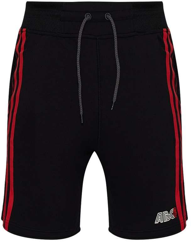 adidas Marquee Herren Basketball Shorts in schwarz/rot für 26,94€inkl. Versand (statt 35€)