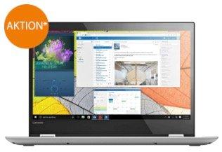 Saturn Late Night Notebook Special - z.B. z.B. Lenovo Yoga 520 Convertible 799€