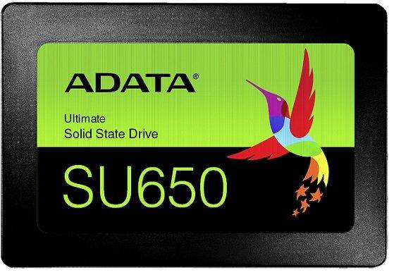 ADATA Ultimate SU650 SSD mit 960GB für 85€ inkl. Versand (statt 96€)