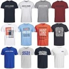 Jack & Jones Herren T-Shirts (versch. Modelle) ab 9,99€ inkl. Versand