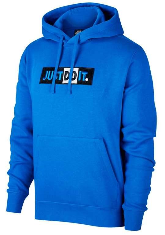"""Nike Sportswear Fleece-Hoodie """"Just do It"""" für 27,28€ inkl. Versand (statt 44€) - Nike Membership"""
