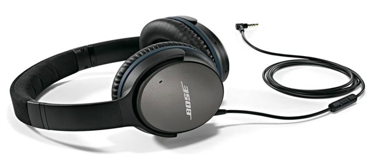 Bose QuietComfort 25 Noise-Cancelling Kopfhörer für 119€ (statt 139€)