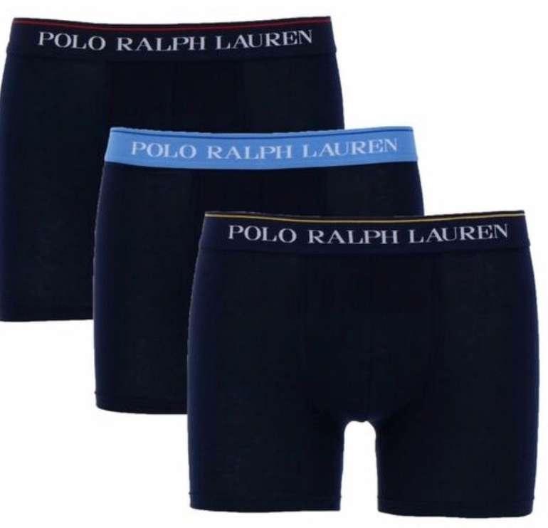 Polo Ralph Lauren Herren Boxershorts im 3er-Pack für 29,99€ inkl. Versand