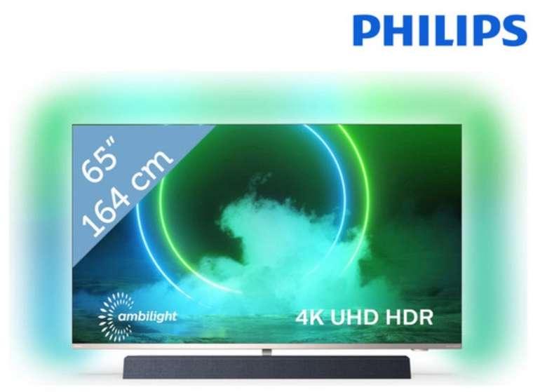 Philips 65PUS9435 – 65 Zoll UHD Smart-TV mit 3-seitigem Ambilight für 1.018,95€ inkl. Versand (statt 1.279€)
