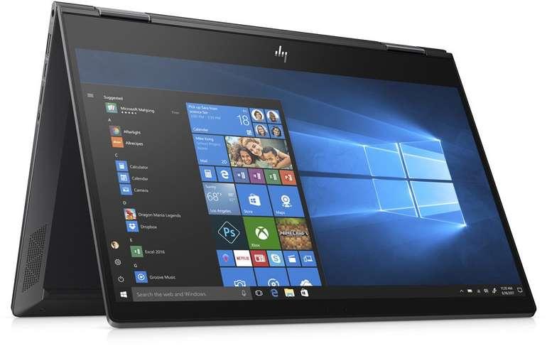 """HP ENVY x360 13-ar0104ng - 13,3"""" FHD IPS Touch Notebook mit Ryzen 5 & 512GB SSD für 644,64€"""