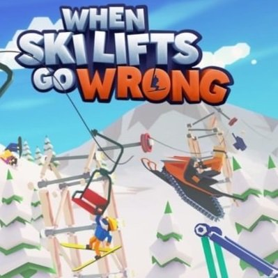 When Ski Lifts Go Wrong (Steam) für 0,09€ (statt 0,85€)