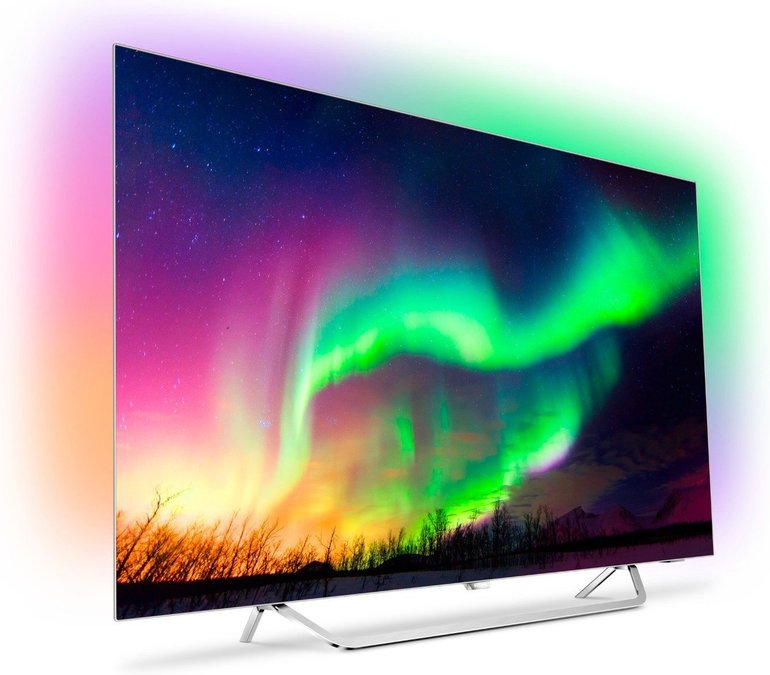Philips 65OLED873 - 65 Zoll UHD OLED TV mit HDR10+ & Ambilight für 1.934,04€