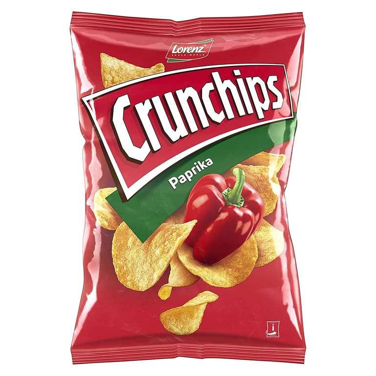 20er Pack Lorenz Snack World Crunchips Paprika (20 x 175 g) für 19€ - Prime Versand!