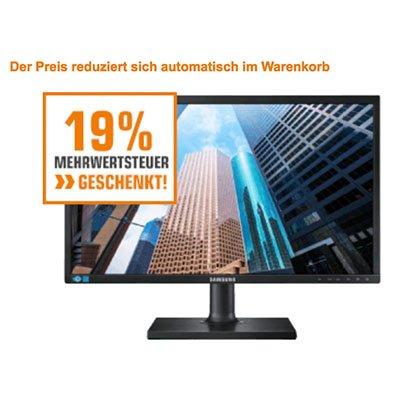"""Samsung-Aktion bei Saturn: 19% MwSt. geschenkt - z.B. 65"""" OLED TV für 1.619€"""