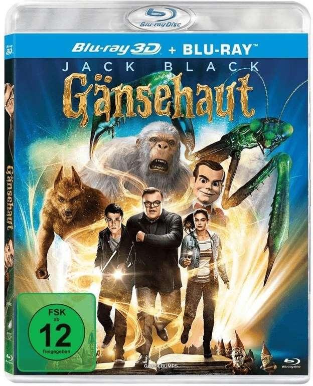 Gänsehaut 3D (3D Blu-ray + Blu-ray) für 5,99€ inkl. Prime Versand (statt 10€)
