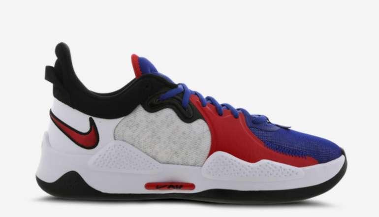 Nike PG 5 Herren Schuhe (vers. Designs) für 79,99€ inkl. Versand (statt 120€)