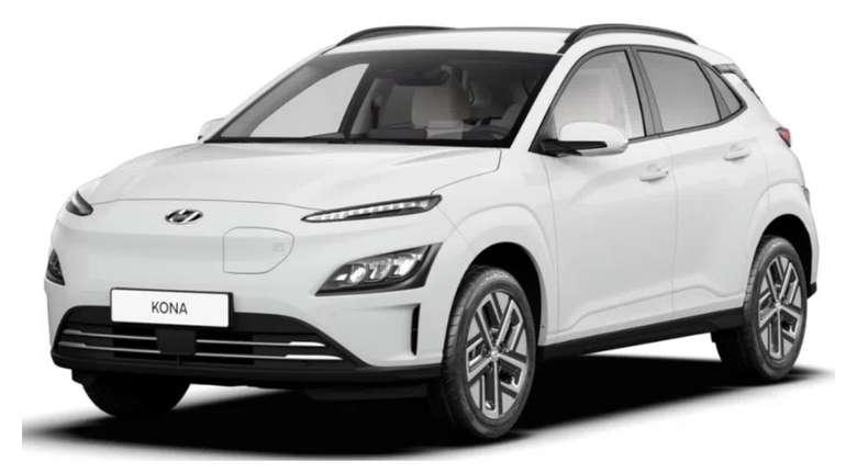 Privat Leasing: Hyundai Kona Trend Elektro mit 136 PS für 149€ mtl. (BAFA, Überführung: 990€, LF: 0,37)
