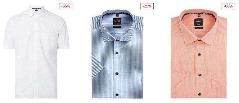 Olymp Business-Hemden Sale