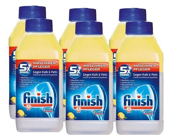 6er Pack - Finish Maschinenpfleger Citrus (6x 250 ml) für 11,99€