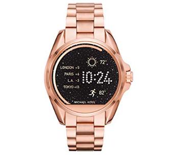 Michael Kors Access Bradshaw (MKT5004) Unisex Smartwatch zu 161,77€ (statt 200€)