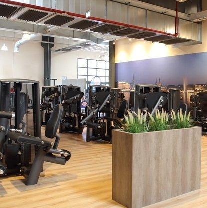 beneFit: 1 Monat Fitnessstudio-Mitgliedschaft inkl. Sauna und Getränke-Flat für 14,60€
