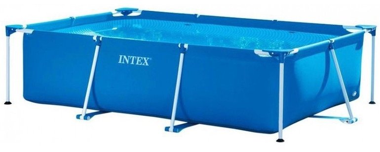 Abkühlung! Intex Frame Pool Family (300 x 200 x 75cm) für 54,90€ inkl. Versand