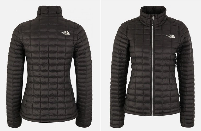 The North Face Damen Thermoball Full Zip Jacke