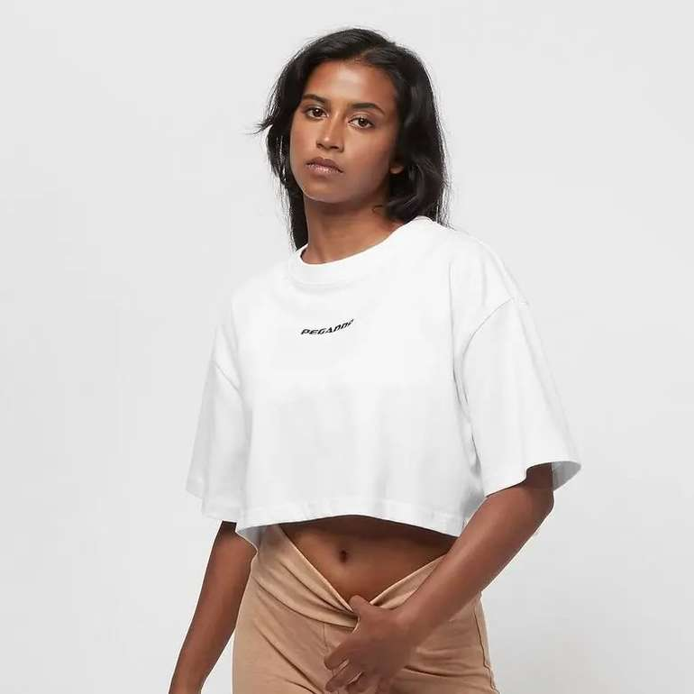 "Pegador oversized cropped T-Shirt ""Layla"" für 18,99€ inkl. Versand (statt 30€)"