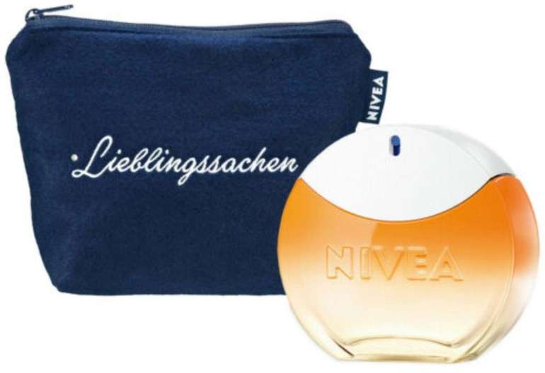 30ml Nivea Sun Damen Eau de Toilette + Beautybag für 23,99€ inkl. Versand (statt 30€)