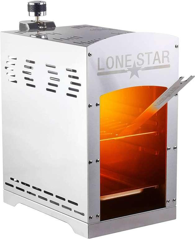 Beef Maker Lone Star Hochtemperatur-Grill für 46,49€ (statt 74€)