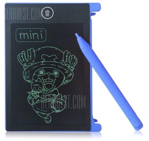 """4,4"""" LCD """"Writing Tablet"""" für die Kids nur 2,96€ inkl. Versand"""
