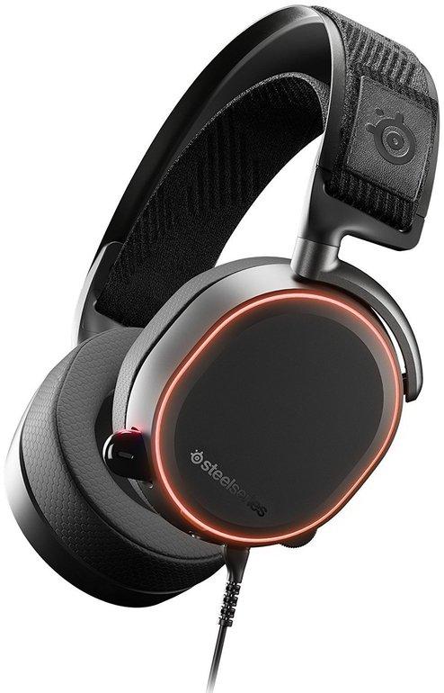 Steelseries Arctis Pro DTS: X v2.0 Surround Sound Gaming Headset für 109,90€