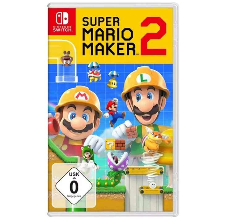 Media Markt Gönn Dir Dienstag Angebote - z.B. Super Mario Maker 2 [Nintendo Switch] für 29,99€ (statt 40€)