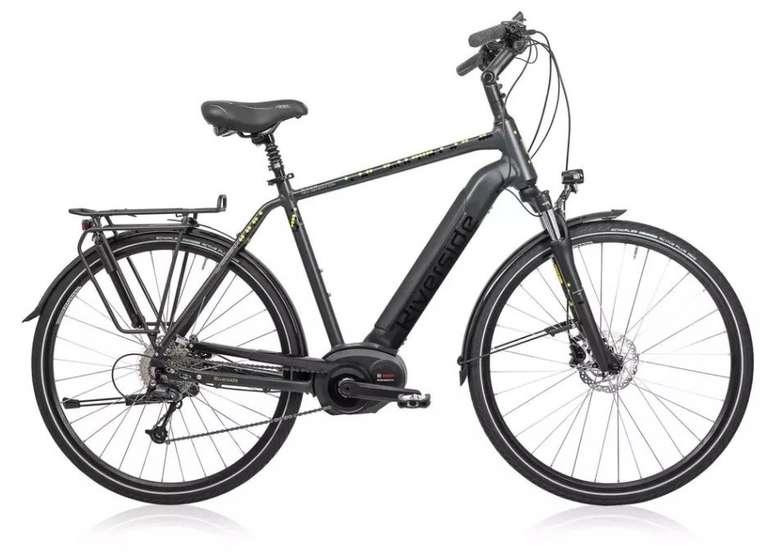 Riverside 500 - 28 Zoll Trekking-E-Bike (250 W Bosch Performance Line-Antrieb, 500 Wh Akku) für 2.014,98€