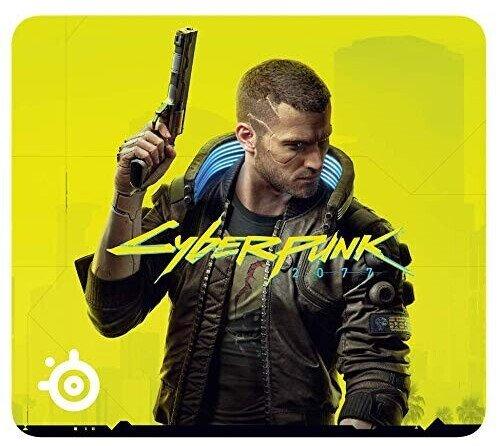 SteelSeries Gaming Maus QCK Large Cyberpunk 2077 Edition für 14,97€ inkl. Versand (statt 24€)