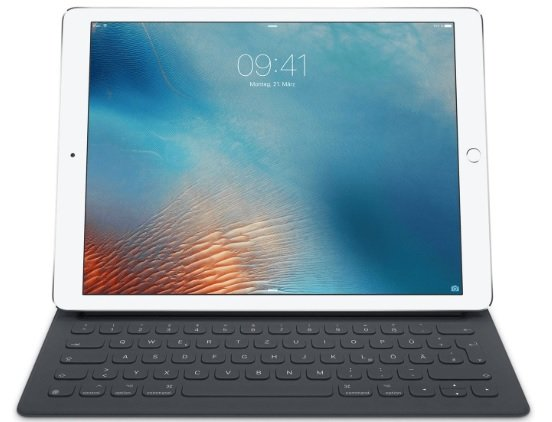 "Apple Smart Keyboard iPad Pro 12,9"" für 149€ inkl. Versand (statt 220€)"
