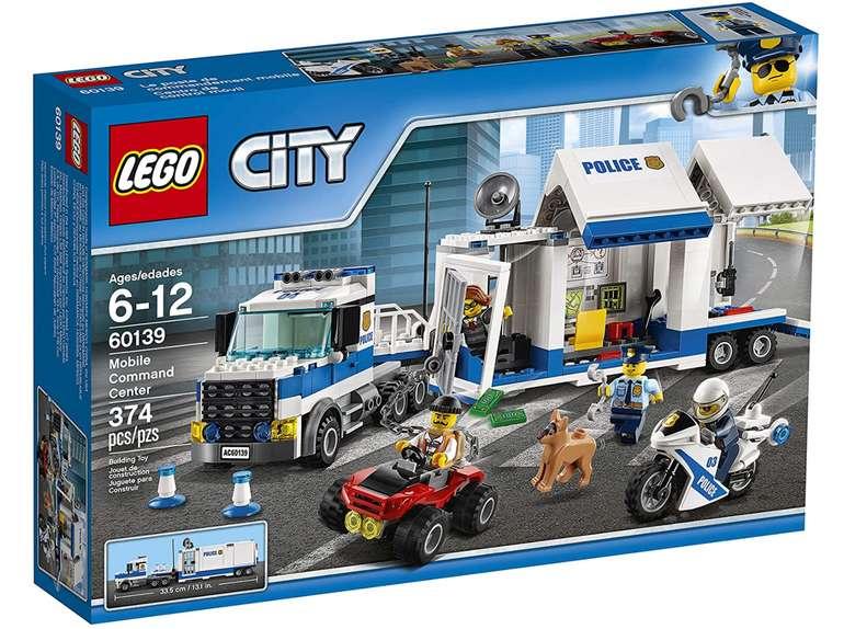 Amazon Prime Day: Lego City Polizei Mobile Einsatzzentrale (60139) für 23,99€inkl. Versand (statt 33€)
