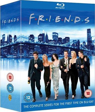 Friends – Die komplette Serie auf Blu-ray für 48,99€ inkl. Versand (statt 67€)