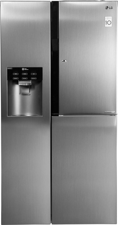 LG Side-by-Side GSJ 361 DIDV Kühlschrank für 869,15€ inkl. Versand (statt 1039€)