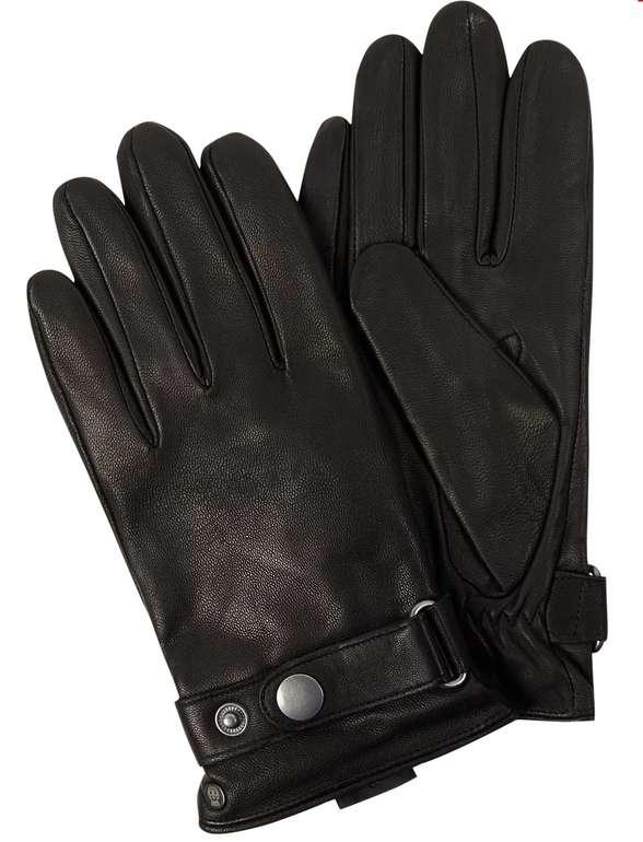 Roeckl Handschuhe aus Leder in Schwarz für 19,99€inkl. Versand (statt 60€)