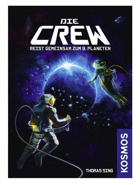 Kosmos - Die Crew kooperatives Kartenspiel (691868) für 8,89€inkl. Versand (statt 12€) - Thalia Club!