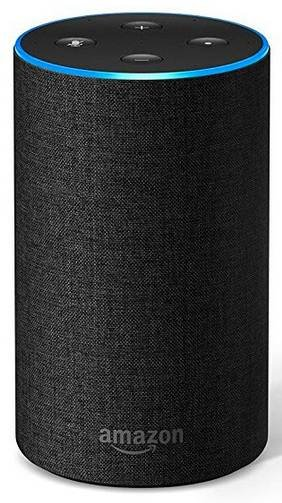Amazon Echo (2. Generation) für 71,99€ inkl. Versand (statt 80€)