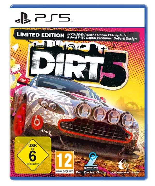 Dirt 5 Limited Edition (PS5) für 29,99€bei Abholung (statt 43€)