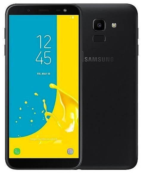 Samsung Galaxy J6, 32 GB, Black, Dual SIM für 134,85€ inkl. Versand (statt 160€)