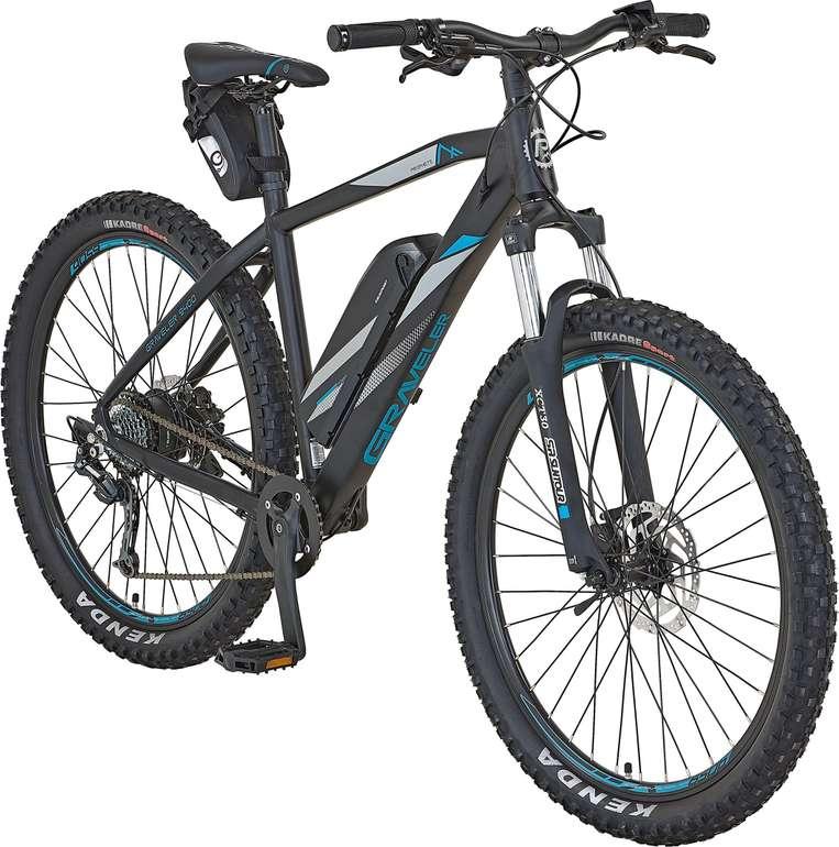 "Prophete E-Bike ""Graveler e9400"" (8 Gang  Schaltwerk, Kettenschaltung, Heckmotor 250 W, Pannenset + Tasche) für 1.308,95€ inkl. Versand (statt 1.898€)"