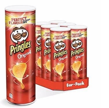 6er Pack Pringles Original ab 6,43€ inkl. Prime Versand - SparAbo!