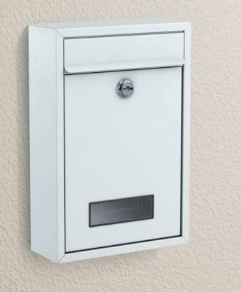 Basi BK 100 (2170) – Standard Briefkasten für 14,99€ inkl. Versand (statt 20€)