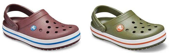 Crocs 40% Rabatt beim Kauf von 2 ausgewählten Styles