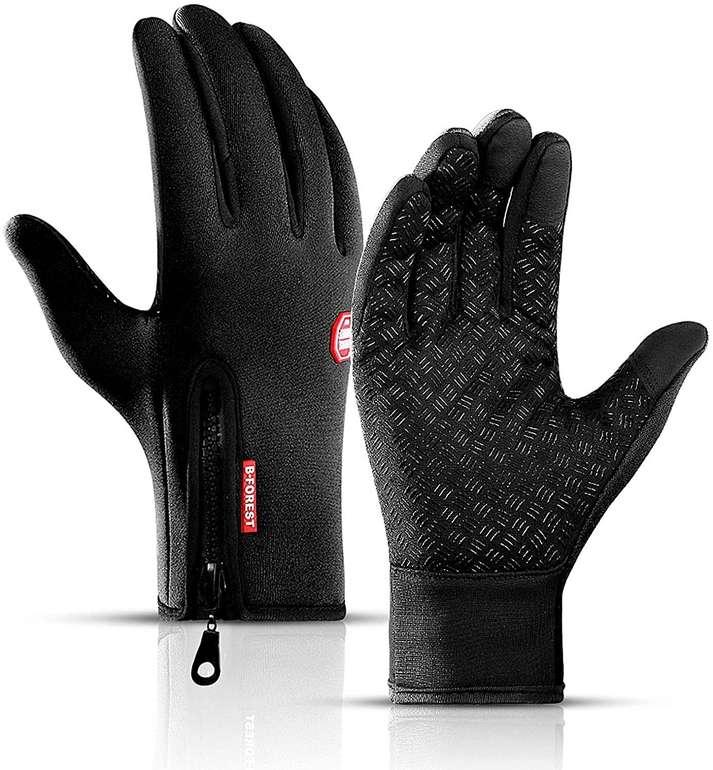Lixada wasserabweisende Touchscreen Handschuhe in 7 Farben für je 7,99€ inkl. Versand (statt 16€)