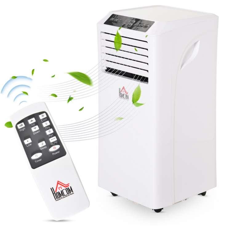 Homcom Mobile Klimaanlage mit 2900 Watt in weiß für 229,90€ inkl. Versand (statt 270€)