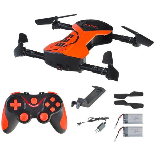 628 Selfie RC Drohne mit Kamera WiFi FPV für 35,39€ inkl. Versand
