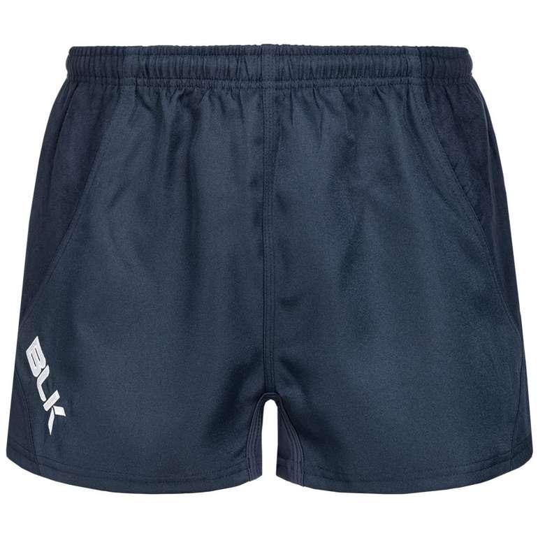 Sportspar X-MAS-Sale, z.B. BLK Tek Rugby Herren Shorts ab 6,99€ (statt 12€)