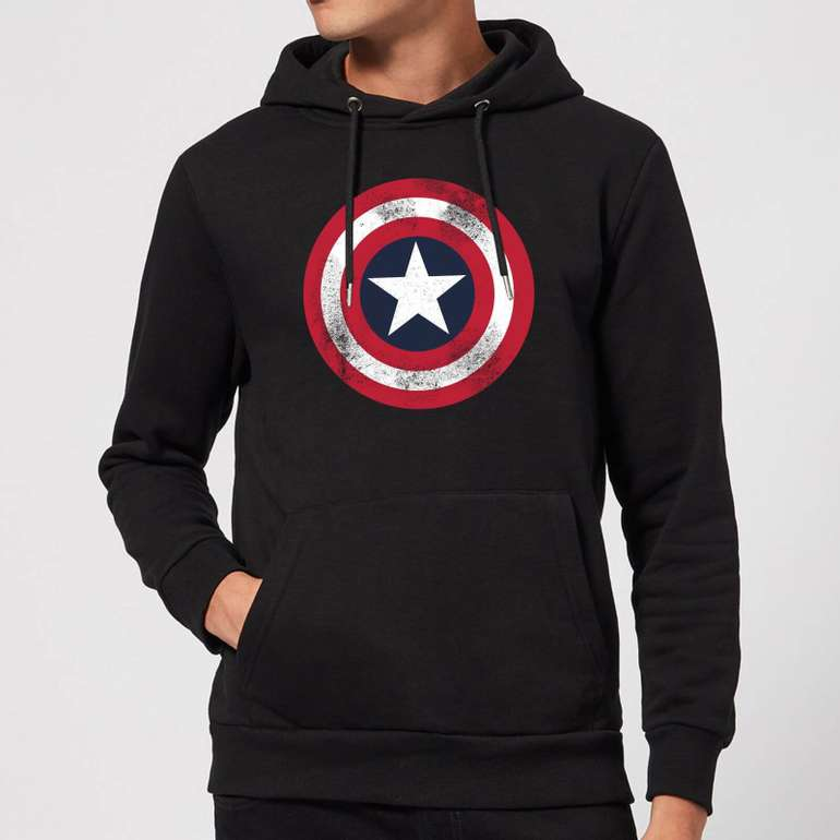 Zavvi: Verschiedene Marvel Hoodies mit 40% Rabatt - z.B Captain America für 22,48€ (statt 36€)