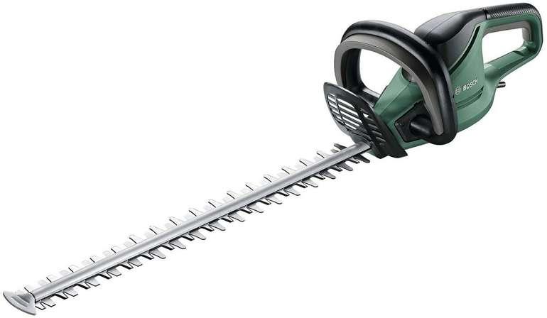 Bosch Elektro Heckenschere UniversalHedgeCut 50 (480 Watt, 50cm Messerlänge) für 82,99€ inkl. Versand (statt 103€)